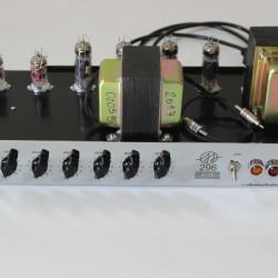 Amplificador Valvulado AcedoAudio 296 chassi cabeçote