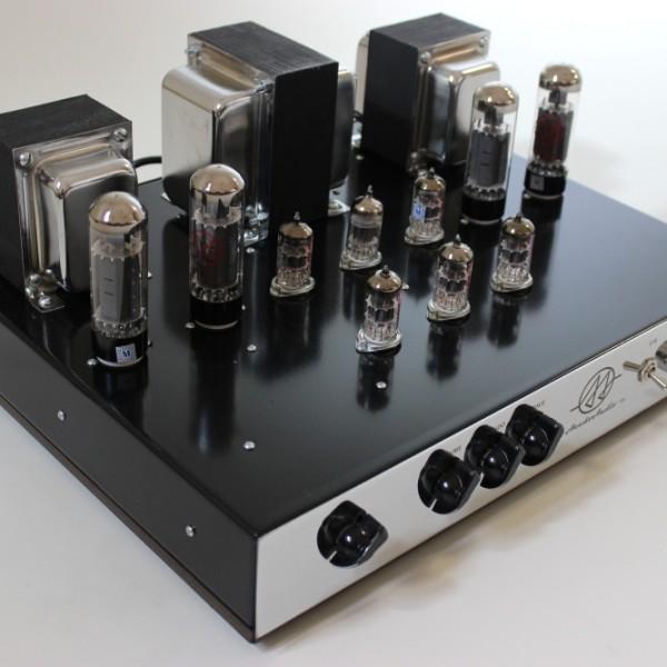 Amplificador Valvulado HiFi AcedoAudio modelo 30+30W