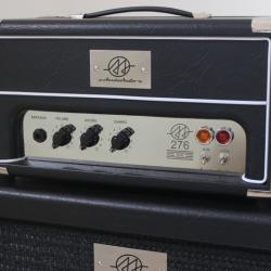 Amplificador valvulado AcedoAudio 276 cabeçote