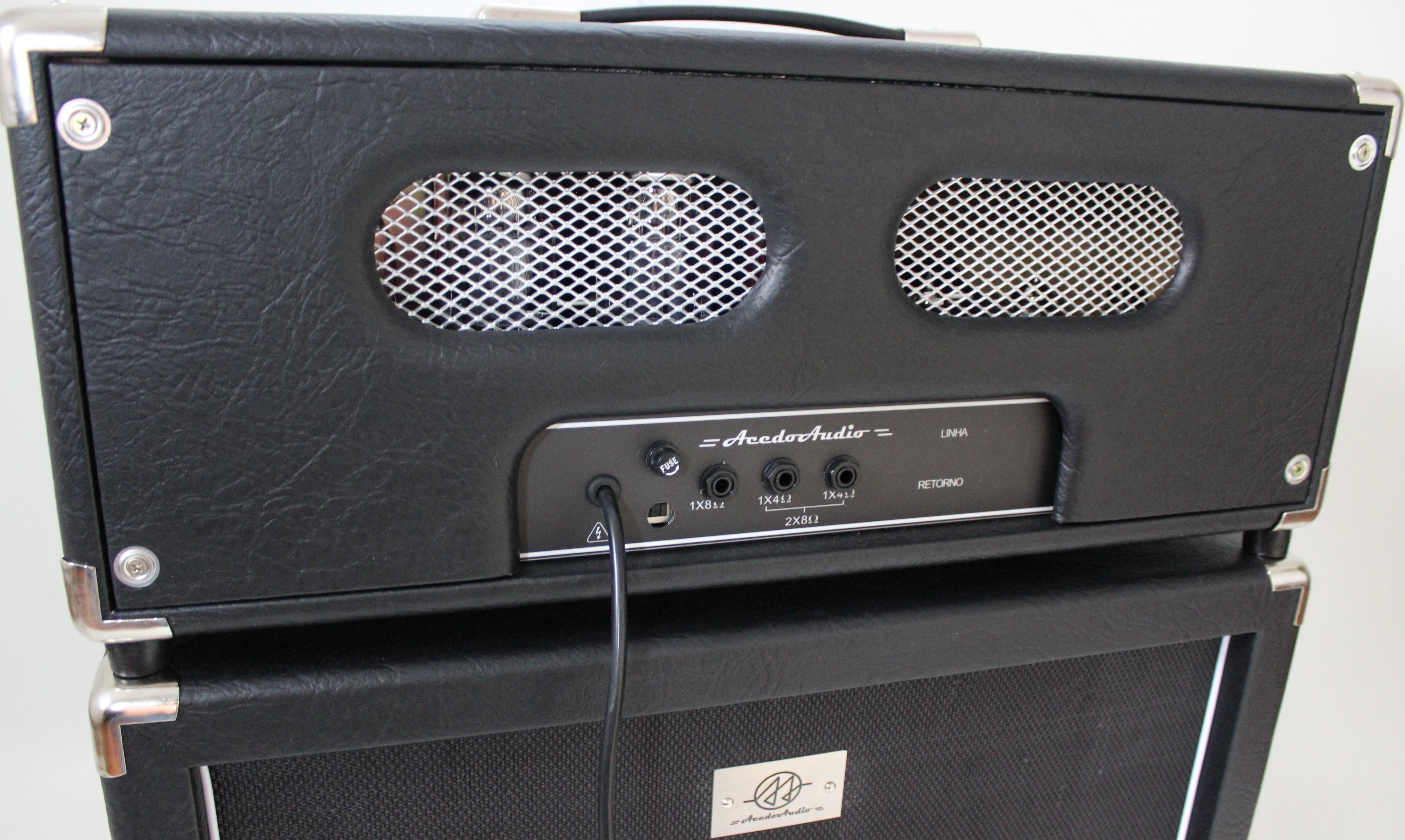 322B   AcedoAudio Amplificadores Valvulados e91fc2f6d6