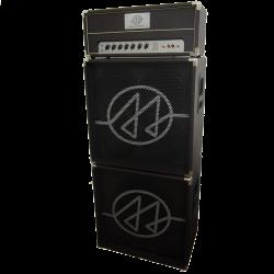 Amplificador valvulado AcedoAudio modelo 320B