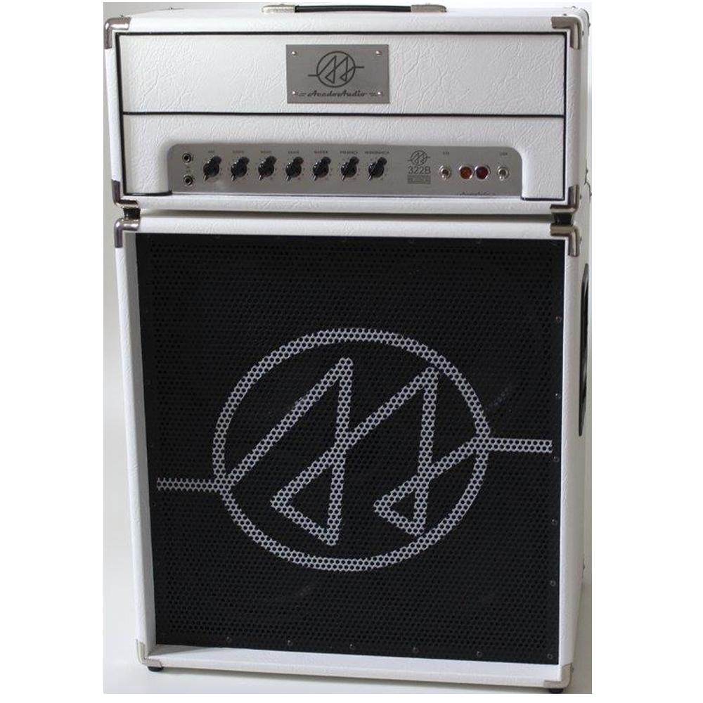 Amplificador valvulado modelo 322B AcedoAudio para contrabaixo 49fced8856