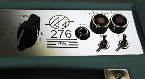 276: Amplificador Valvulado 6W