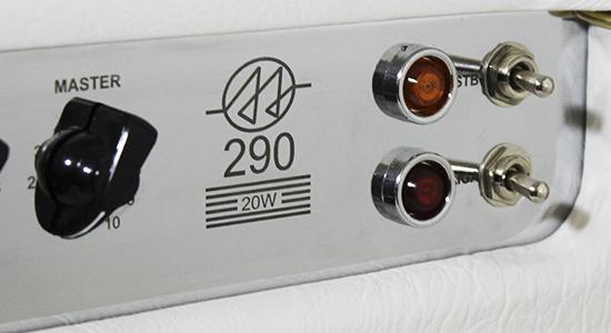 290: Amplificador Valvulado 20W