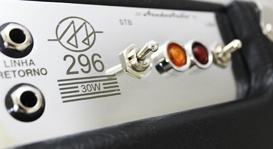 296: Amplificador Valvulado 30W