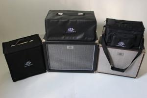 Capa para amplificador valvulado e gabinete AcedoAudio